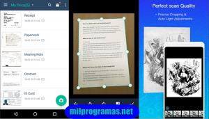 Programas De Escaneo De Documentos