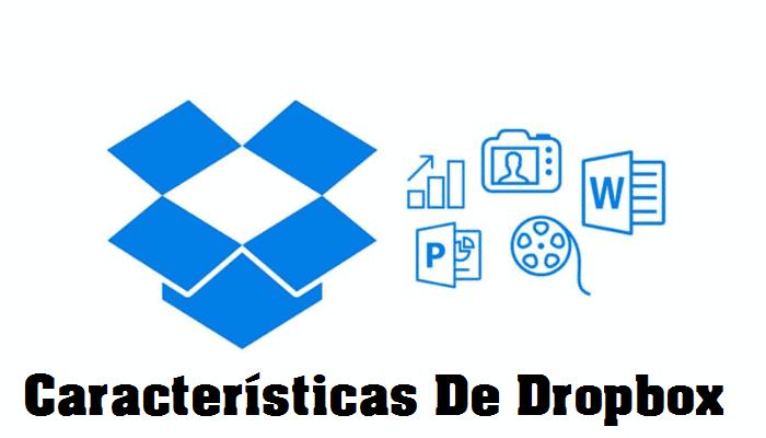Características De Dropbox