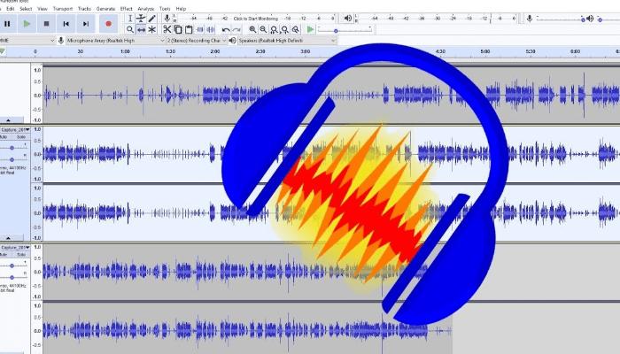 Cómo Usar Audacity Editor De Audio. Guía Actualizada