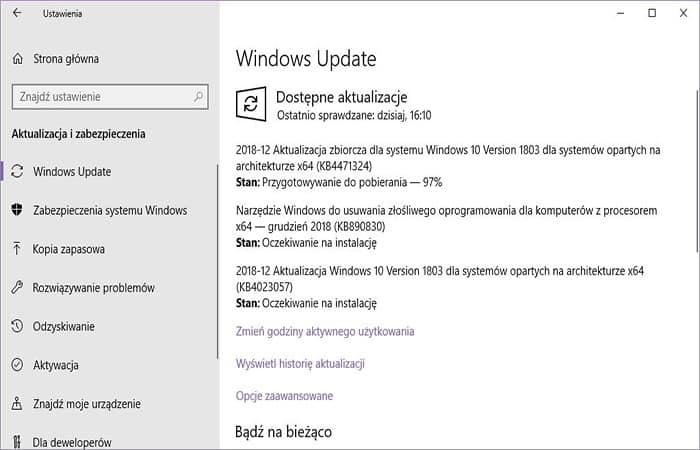 Cómo reparar el error de actualización de Windows 0x80080005 en Windows 10