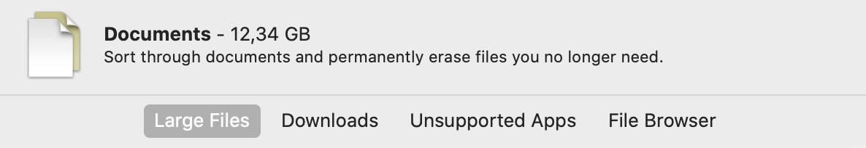 grandes archivos