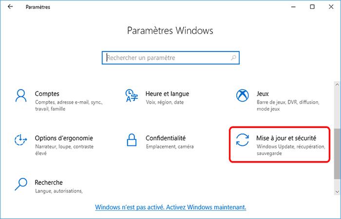 """""""Configuración de Windows"""""""