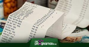 programas de facturas