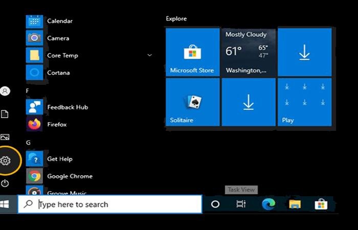 Actualizar los controladores gráficos Windows 10