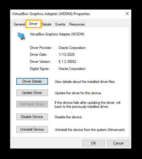 Actualizar los controladores gráficos