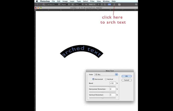 Cómo Hacer Textos Curvos En Indesign