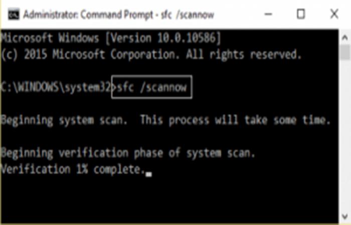 Análisis del comprobador de archivos