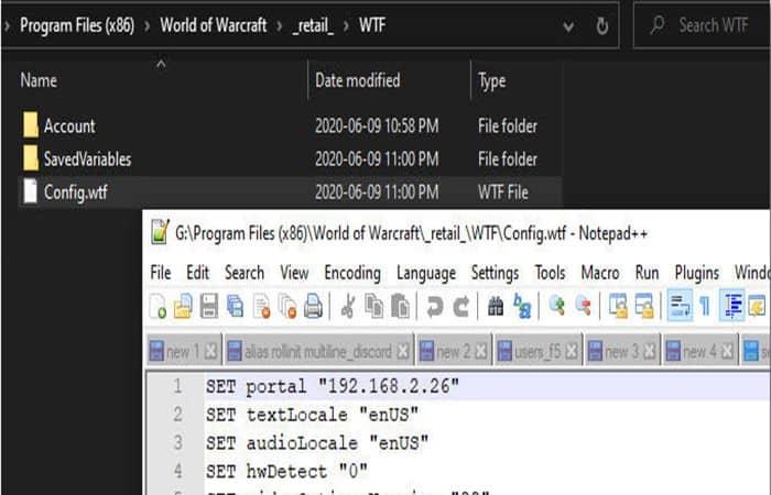 Usar una versión diferente de DirectX