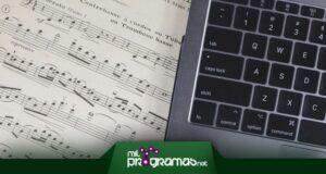 Programas para hacer partituras