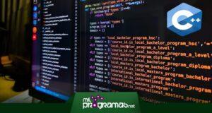 Programas para programar en C
