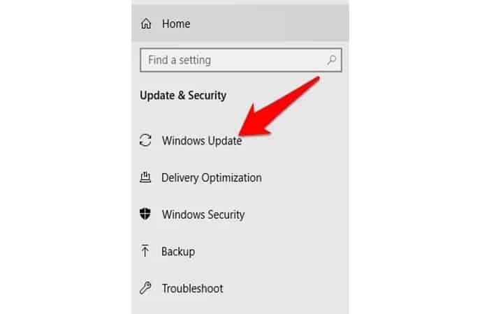 Actualización de Windows