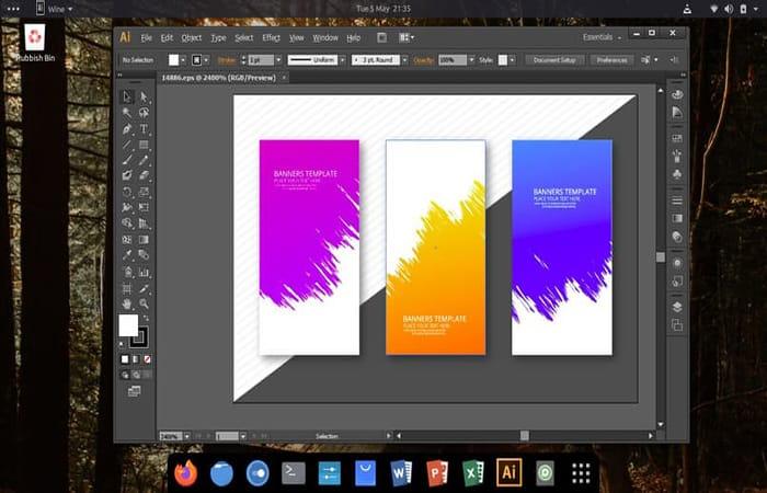 Cómo Justificar Textos En Illustrator