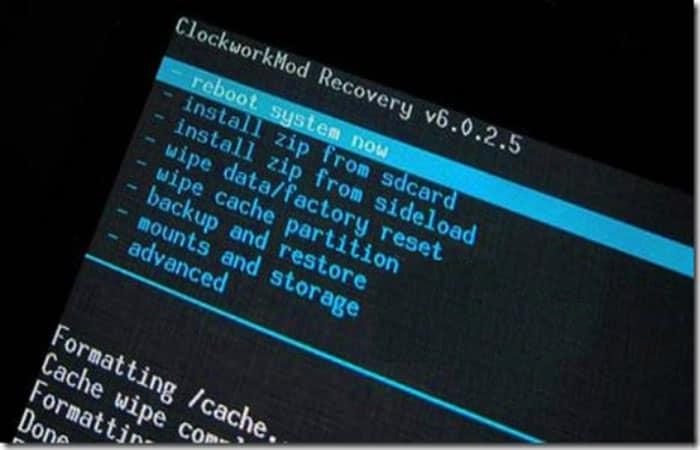 Cómo Salir Del Modo Recovery En Samsung