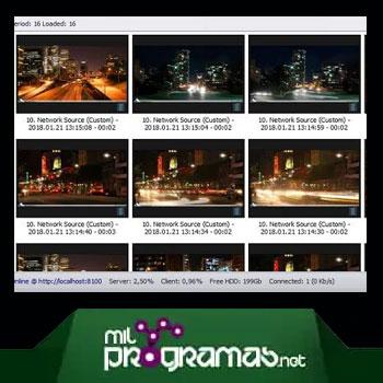 Programas para cámaras IP