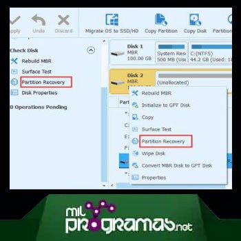 Programas para formatear disco duro